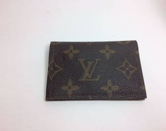 Louis Vuitton Hair LV Ponytail Holder Vuitton Upcycled  70072acd78d