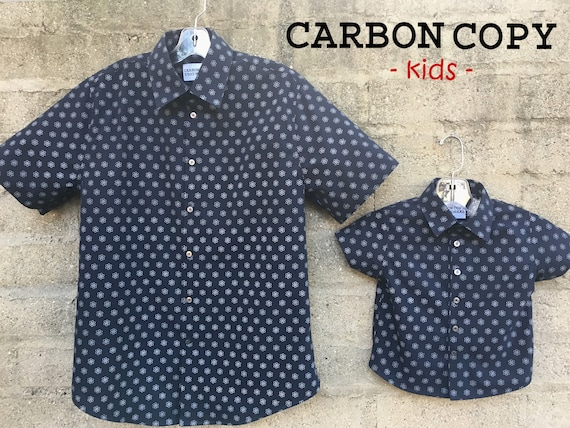 Perfect for baby showers Father son. sold separately MENS SHIRT- Father son matching short sleeve shirts! birthdays /& family photos