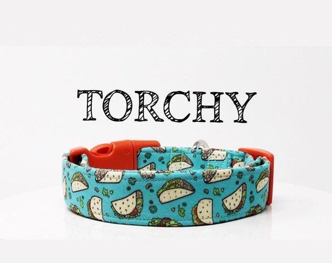 Featured listing image: Taco Collar   Fun Dog Collar   Foodie