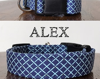 Alex- Abstract Inspired Handmade Collar