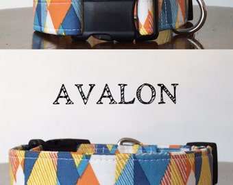 Avalon | Multiple Colors Abstract Handmade Collars