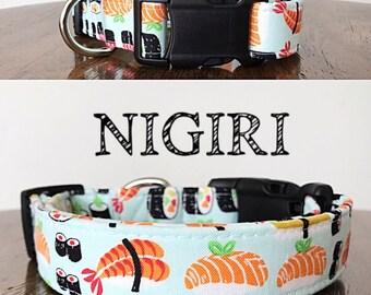 Sushi Inspired Handmade Collar - Nigiri