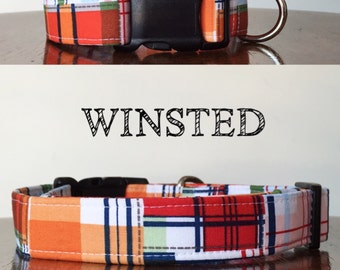 Windsted | Multiple Colors Plaid Handmade Collar