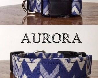 Aurora - Chevron Inspired Handmade Collar