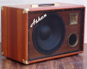 """Ashen Amps """"Woody"""" 1x12 Bass Cab with tweeter"""