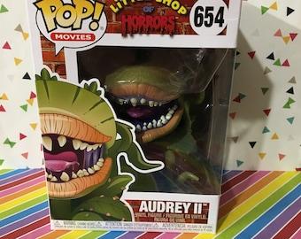 Funko Pop Little Shop of Horrors Audrey II Boxed Figure