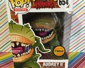 Funko Pop Little Shop of Horrors Audrey II Boxed CHASE Figure