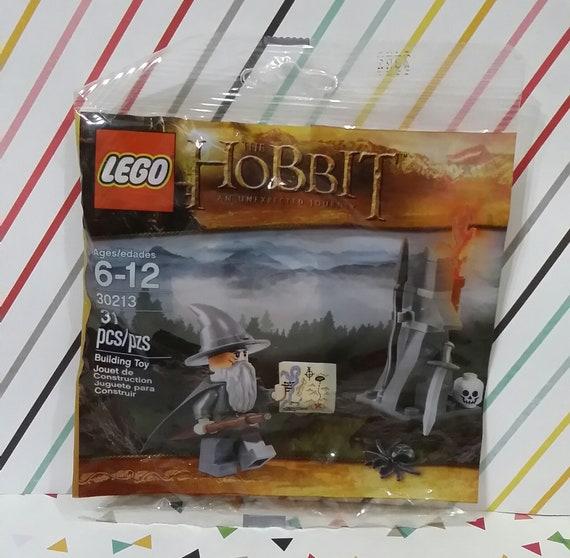 Gandalf at Dol Guldur SEALED New Polybag! The Hobbit LEGO 30213