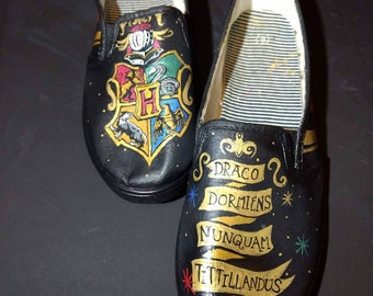 Harry Potter and the Painted Shoes