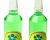 Green Green Plant Food Lucky Bamboo Fertilizer- Two 36ml Bottles (FREE SHIPPING)
