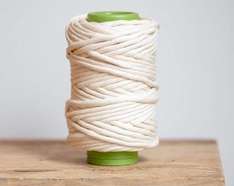 Kordel Baumwolle 10M Baumwollkordel Ø 3//5mm €0,62//m 8mm €0,72//m Schnur·48 Farben