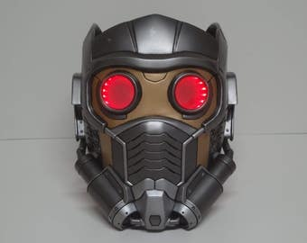Best Star Lord Helmet Cosplay Guardians of the Galaxy Peter Quill Handmade Fanmade Marvel