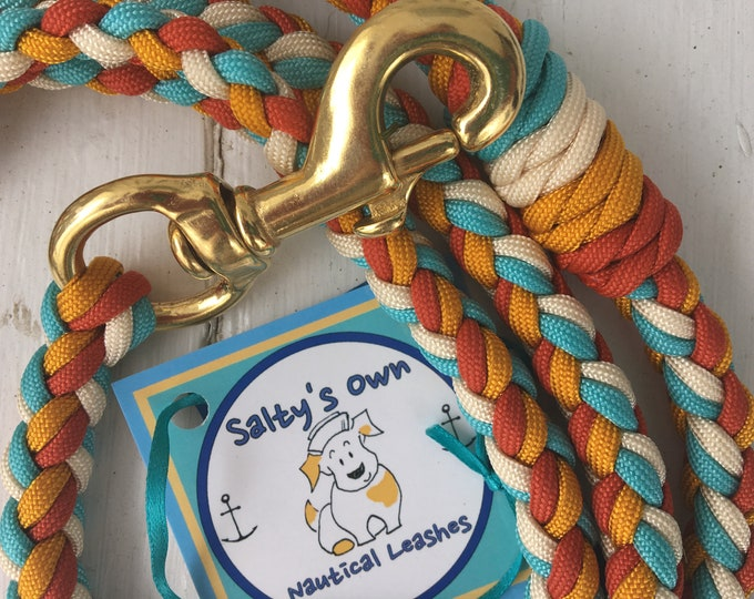 Featured listing image: Taos Leash (Our best seller!)