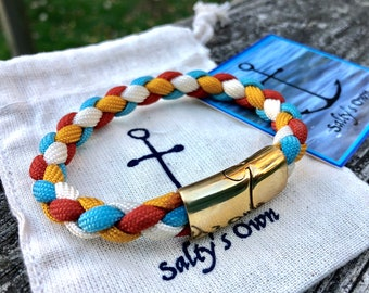 "Nautical Bracelet- ""Taos"""
