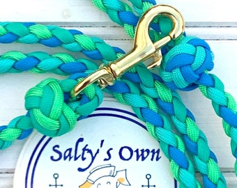 Mermaid (or Mer-pup!) Leash for Small Dogs and Puppies