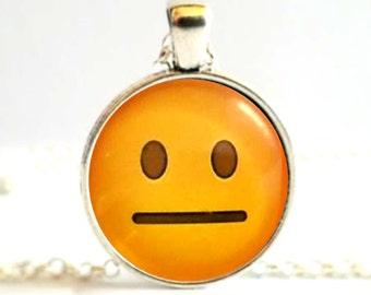 Blank Face Emoji Etsy