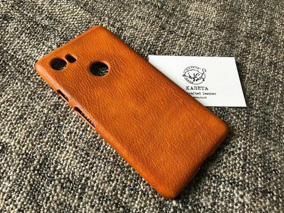 promo code 08cff 99aee Leather Pixel 3 case, Pixel 3XL case, Pixel 2 Leather Case, Google Pixel  2xl Leather Case, 'Old Tan' - Kaseta