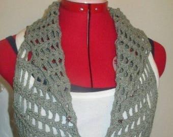 Rose Bolero Vest