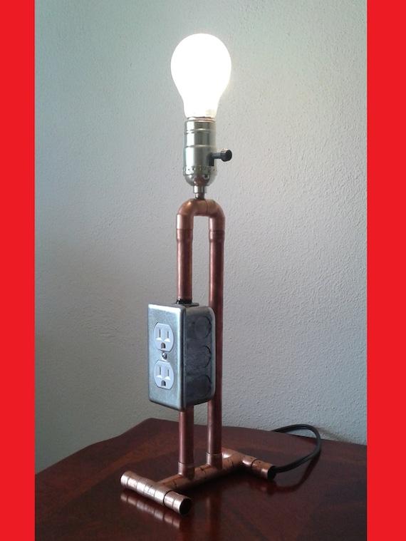 Mehrzweck Kupferrohr Lampe Tower Of Power