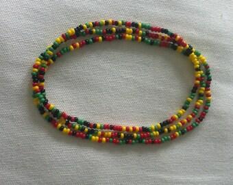 2pc Waist Beads/Wrap Arounds