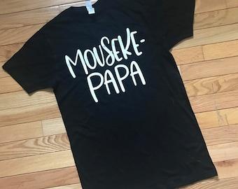 Mousekepapa / Mouseke-Family Shirts