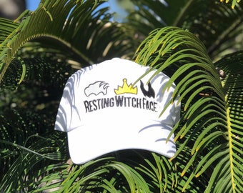 Resting Witch Face Dad Hat / Cap / Preorder