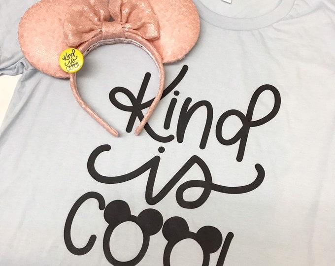 Kind Is Cool / Unisex Tee