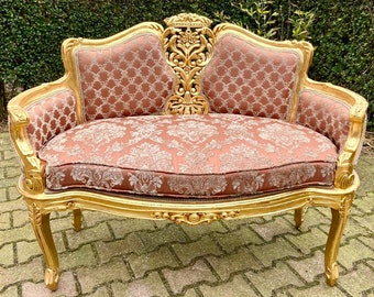 French Marquise Vintage Furniture Marquise Vintage Designer Upholstery Chair Tufted French Interior Design Baroque Furniture Rococo