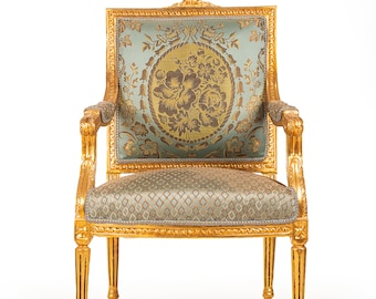 French Chair Vintage Furniture *4 Chairs Available* French Vintage Chair Rococo Furniture Baroque Interior Design