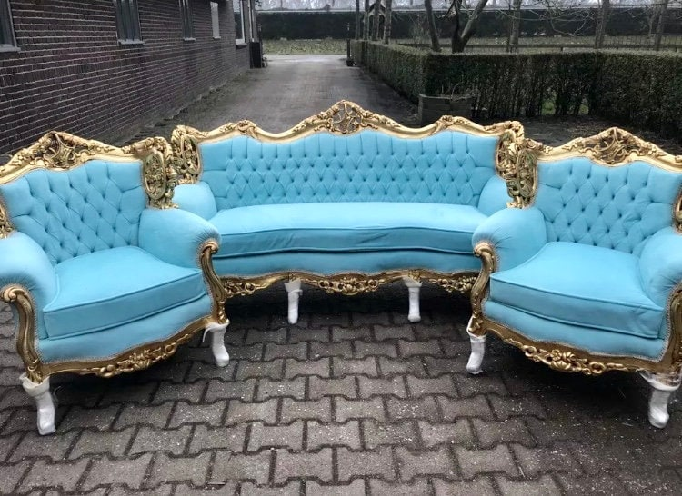 Favorite Rococo Furniture Settee Baroque Chairs Baroque Furniture Chairs  QW75