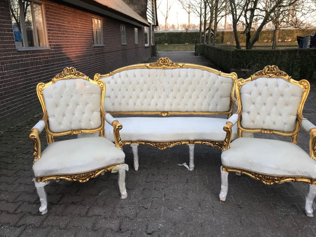 Wondrous French Chairs French Furniture Settee Chairs Antique Sofa Evergreenethics Interior Chair Design Evergreenethicsorg