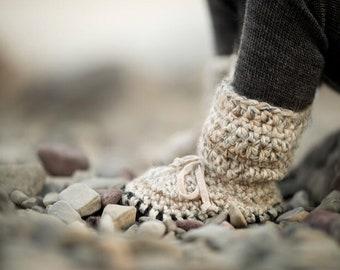 TODDLER slippers - Tall - gender neutral