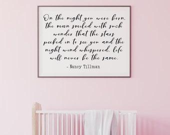 girl nursery decor etsy