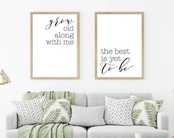 Office Wall Art, Digital Print Set, Black and White Art, Minimalist Art Large, Bedroom Wall Prints, Home Wall Printable, Wall Art Set