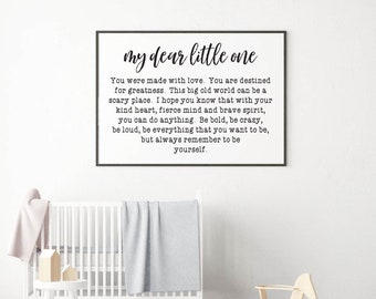 Nursery Wall Art Boy, Babyu0027s Room Decor Sets, Childrenu0027s Playroom Sign,  Nursery Calligraphy Quote, Nursery Printables Girl, Nursery Decor