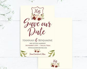email save the date etsy