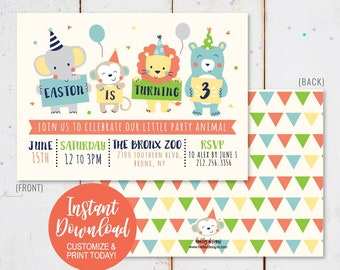 Kids Party Invite