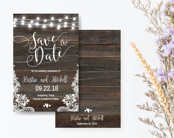save the date cards wording save the date card printable etsy
