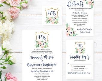 Wedding Invitations With RSVP Online, Wedding Invitations Online Traditional, Wedding Invitation Templates Printable, Wedding Invites