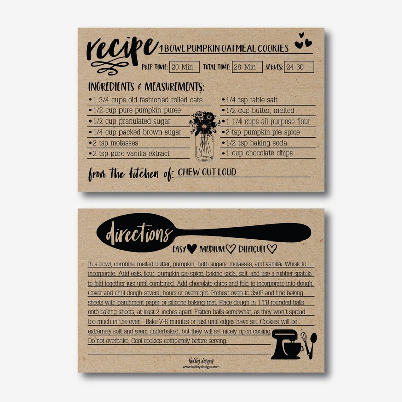 photograph regarding Whittling Chip Card Printable identify Recipe Card Template -Recipe Playing cards Printable, Recipe Card Editable, Bridal Shower Printable Recipe Card, 4x6 Recipe Card, Bridal Recipe Card