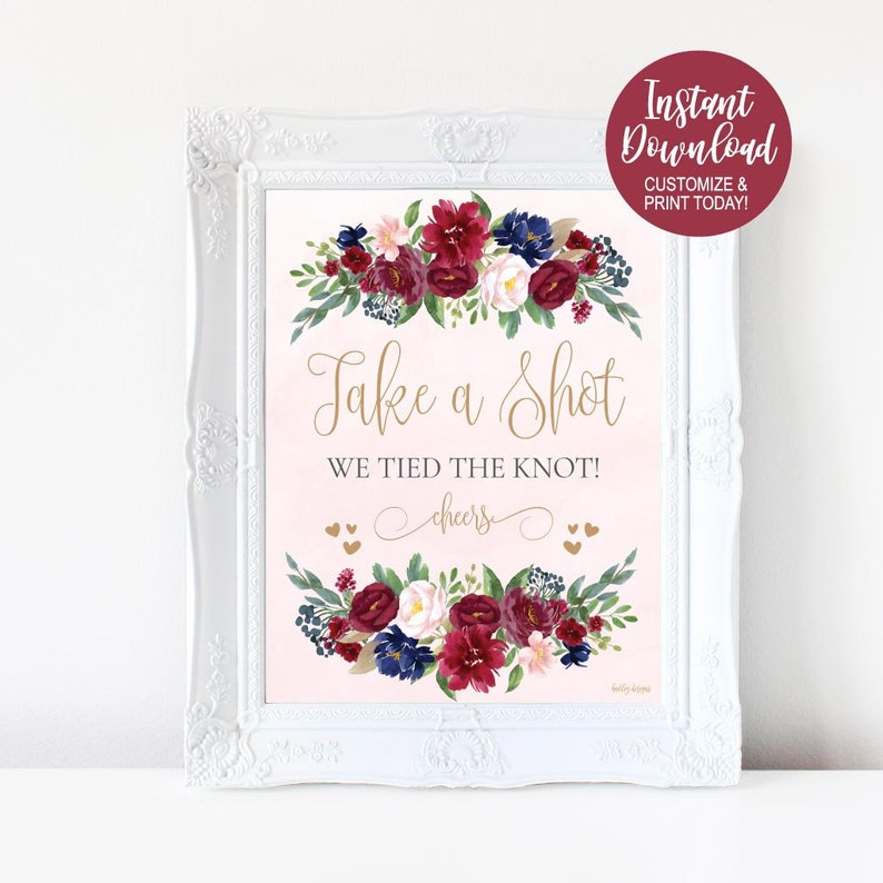 Wedding Signs Sayings Signs For Wedding Ceremony Editable Wedding Signs DIY Wedding Signage Printable Wedding Reception Sign Templates