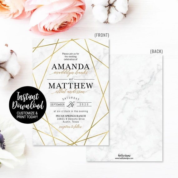 wedding invitations online templates