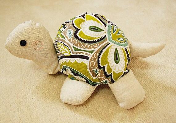 Süße gestopft Schildkröte Puppe Baby-Spielzeug Nähen Kits | Etsy