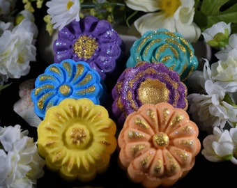 Bath Bombs***Set of 12***2 Ounces Each***Foaming***Colored Water***Pick Your Color***Pick Your Fragrance***Superior Quality