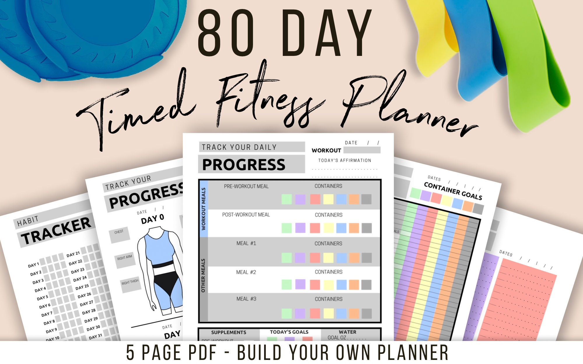 80 day obsession meal plan download