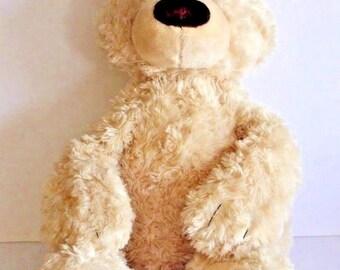 Gund Philbin Plush Dog Stuffed Animal Beige #319927