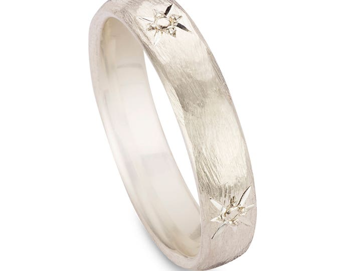 Silver FARAMIR ring.