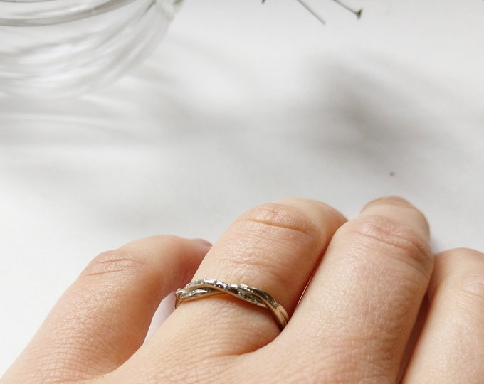 MARIE SALOMEA ring.