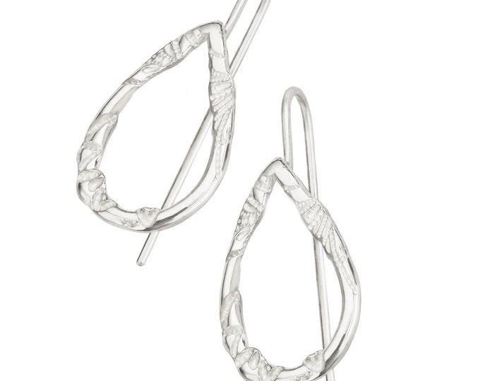 Earring silver ANNA