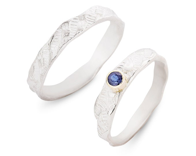 Wedding ring TRISTAN and ISOLDE